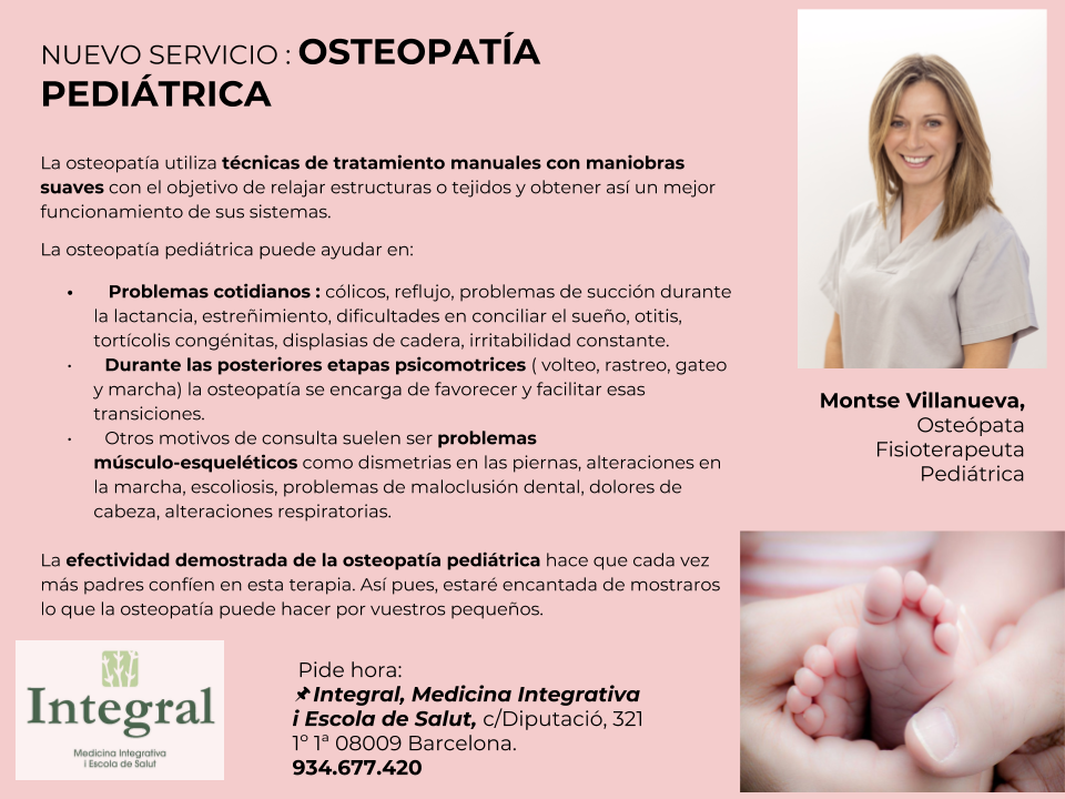 osteopatia pediatrica