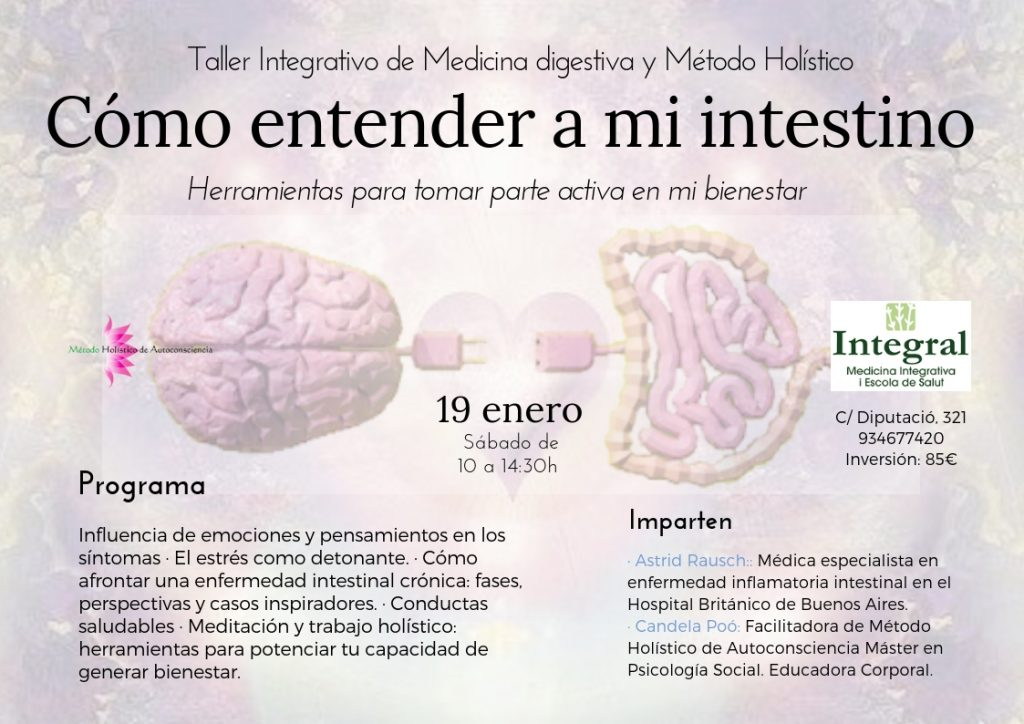 Cartel Intestino Integral