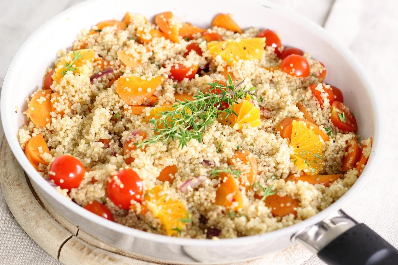 quinoa nutrición