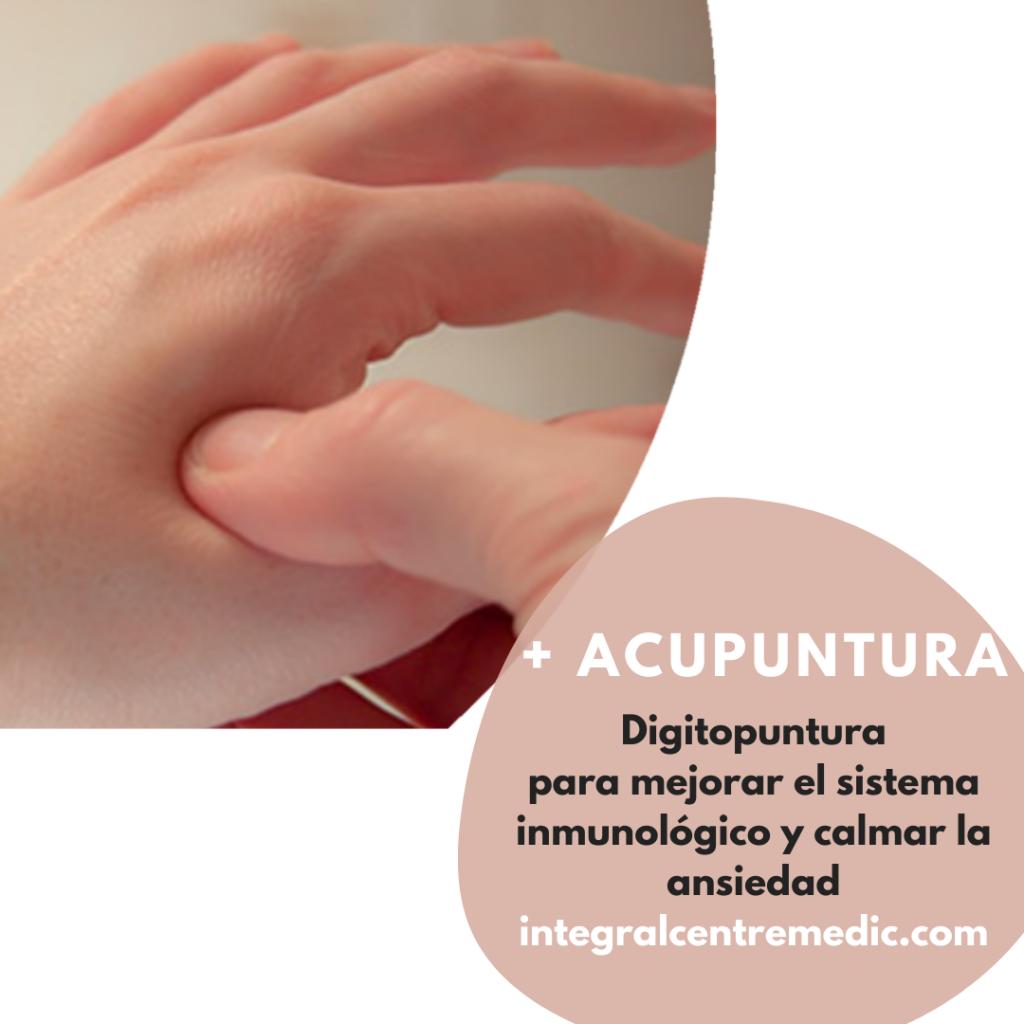 digitopuntura ansiedad