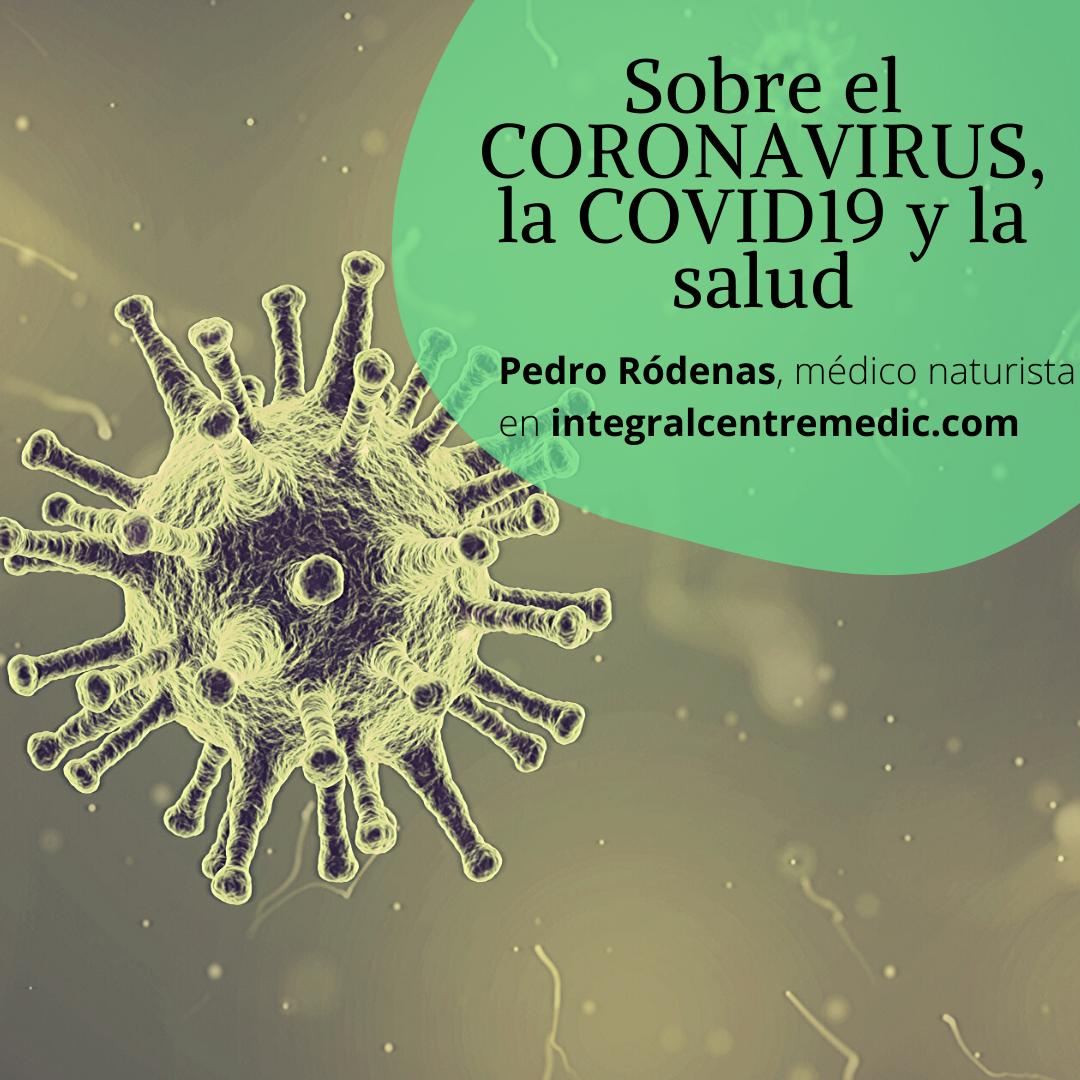 coronavirus pedro ródenas